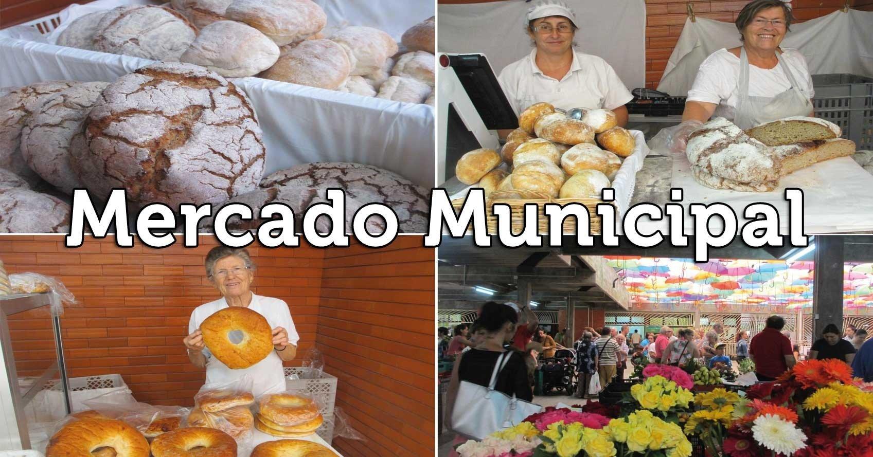 C. M. Águeda - Mercado Municipal