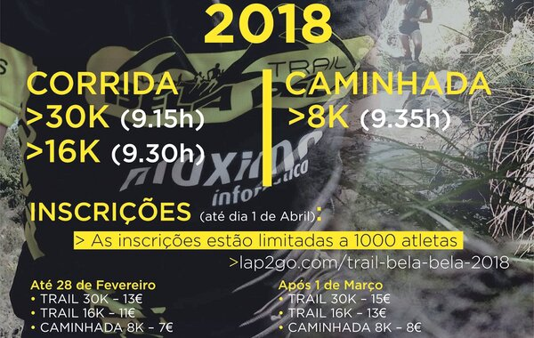 Cartaz trail bela bela 2018  002  1 600 380
